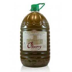 "Caja 3 garrafas Aceite de Oliva Virgen Extra ""Oleorey"" en Rama"